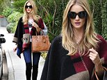 Mandatory Credit: Photo by Startraks Photo/REX (4242211b)\n Rosie Huntington-Whiteley\n Rosie Huntington-Whiteley out and about in New York, America - 11 Nov 2014\n Rosie Huntington-Whiteley Heading to her Car after Leaving a Meeting\n