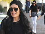 Jessie J goes for a stroll in Washington, DC  Pictured: Jessie J  Ref: SPL886974  111114   Picture by: Todd DC / Splash News  Splash News and Pictures Los Angeles: 310-821-2666 New York: 212-619-2666 London: 870-934-2666 photodesk@splashnews.com