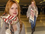 EXCLUSIVE: Bella Thorne is spotted arriving at JFK from LAX Airport and walking her puppy Kingston on November 10th, 2014 in New York City.\n\nPictured: Bella Thorne\nRef: SPL887106  101114   EXCLUSIVE\nPicture by: Jeffery Duran / Splash News\n\nSplash News and Pictures\nLos Angeles:\t310-821-2666\nNew York:\t212-619-2666\nLondon:\t870-934-2666\nphotodesk@splashnews.com\n