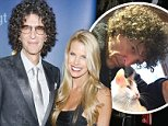 Picture Shows: Howard Stern, Beth Stern  September 17, 2014.. .. Celebrities attend the 'America's Got Talent' Finale red carpet at Radio City Music Hall in New York City, New York... .. Non Exclusive.. UK RIGHTS ONLY .. .. Pictures by : FameFlynet UK © 2014.. Tel : +44 (0)20 3551 5049.. Email : info@fameflynet.uk.com