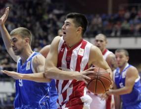 ABA: Zadar - Crvena zvezda Telekom 63:79 (KRAJ)