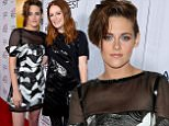 """HOLLYWOOD, CA - NOVEMBER 12:  Actress Kristen Stewart attends a special screening of """"Still Alice"""" during the AFI FEST 2014 presented by Audi at Dolby Theatre on November 12, 2014 in Hollywood, California.  (Photo by Frederick M. Brown/Getty Images)"""