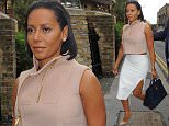 Mel B seen leaving a studio in North London after doing some filming with her X Factor contestants.\n\nPictured: Mel B\nRef: SPL888804  131114  \nPicture by: TGB / Squirrel / Splash News\n\nSplash News and Pictures\nLos Angeles: 310-821-2666\nNew York: 212-619-2666\nLondon: 870-934-2666\nphotodesk@splashnews.com\n