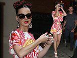 EXCLUSIVE: Katy Perry visited Loreto girls school the suburb of Toorak in Melbourne. The school won a competition that was judge by Katy Perry, to have the pop star visit the school as apart of Telstra and her Australian Tour. Katy later stopped into her pop up store in Melbourne's CBD where she met fans, and later went for a late lunch at Cumulus.\n\nPictured: Katy Perry\nRef: SPL888168  131114   EXCLUSIVE\nPicture by: Splash News\n\nSplash News and Pictures\nLos Angeles:\t310-821-2666\nNew York:\t212-619-2666\nLondon:\t870-934-2666\nphotodesk@splashnews.com\n