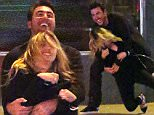 EXCLUSIVE: Happy couple Kate Upton and Justin Verlander goof around in the streets of NYC after attending the Knicks game and going to dinner.  Justin playfully tosses Kate to the ground then picks her back up as the two laugh.\n\nPictured: Kate Upton and Justin Verlander\nRef: SPL889076  121114   EXCLUSIVE\nPicture by: XactpiX/Splash News\n\nSplash News and Pictures\nLos Angeles:\t310-821-2666\nNew York:\t212-619-2666\nLondon:\t870-934-2666\nphotodesk@splashnews.com\n