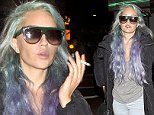 EXCLUSIVE: **PREMIUM RATES APPLY** Amanda Bynes was seen smoking a cigarette as she was leaving the Honorable Society tattoo shop in West Hollywood, CA.. Amanda had Yellow Tobacco stained fingers and went to CVS pharmacy in Hollywood.\n\nPictured: Amanda Bynes\nRef: SPL888157  121114   EXCLUSIVE\nPicture by: SPW / Splash News\n\nSplash News and Pictures\nLos Angeles: 310-821-2666\nNew York: 212-619-2666\nLondon: 870-934-2666\nphotodesk@splashnews.com\n