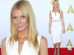 Mandatory Credit: Photo by Jim Smeal/BEI/REX (4181860ea).. Gwyneth Paltrow.. Hollywood Costume Luncheon, Los Angeles, America - 08 Oct 2014.. ..