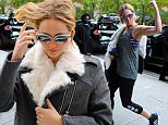 Jennifer Lawrence goes to a spin class at Soul Cycle in New York.\n\nPictured: Jennifer Lawrence\nRef: SPL890609  161114  \nPicture by: Splash News\n\nSplash News and Pictures\nLos Angeles: 310-821-2666\nNew York: 212-619-2666\nLondon: 870-934-2666\nphotodesk@splashnews.com\n