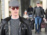 Benedict Cumberbatch arrives at JFK airport in NYC.\n\nPictured: Benedict Cumberbatch\nRef: SPL891178  161114  \nPicture by: Ron Asadorian / Splash News\n\nSplash News and Pictures\nLos Angeles: 310-821-2666\nNew York: 212-619-2666\nLondon: 870-934-2666\nphotodesk@splashnews.com\n