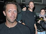 """Chris Martin pictured leaving a studio at Notting Hill after recording the new Band Aid single """"Do they know its Christmas?"""" to help victims of Ebola virus, London, UK\n\nPictured: Chris Martin\nRef: SPL887019  151114  \nPicture by: Splash News\n\nSplash News and Pictures\nLos Angeles: 310-821-2666\nNew York: 212-619-2666\nLondon: 870-934-2666\nphotodesk@splashnews.com\n"""