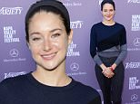 ST. HELENA, CA - NOVEMBER 15: Shailene Woodley attends Variety's 10 Producers to Watch Brunch on her Birthday at the Culinary Institute of America at Greystone during the Napa Valley Film Festival on November 15, 2014 in St. Helena, California.  (Photo by Tim Mosenfelder/Getty Images)
