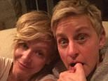 15.NOV.2014 ELLEN DEGENERES AND PORTA DE ROSSI WATCHING SCANDAL IN THIS GREAT CELEBRITY TWITTER PICTURE! BYLINE MUST READ : SUPPLIED BY XPOSUREPHOTOS.COM *XPOSURE PHOTOS DOES NOT CLAIM ANY COPYRIGHT OR LICENSE IN THE ATTACHED MATERIAL. ANY DOWNLOADING FEES CHARGED BY XPOSURE ARE FOR XPOSURE'S SERVICES ONLY, AND DO NOT, NOR ARE THEY INTENDED TO, CONVEY TO THE USER ANY COPYRIGHT OR LICENSE IN THE MATERIAL. BY PUBLISHING THIS MATERIAL , THE USER EXPRESSLY AGREES TO INDEMNIFY AND TO HOLD XPOSURE HARMLESS FROM ANY CLAIMS, DEMANDS, OR CAUSES OF ACTION ARISING OUT OF OR CONNECTED IN ANY WAY WITH USER'S PUBLICATION OF THE MATERIAL* *UK CLIENTS MUST CALL PRIOR TO TV OR ONLINE USAGE PLEASE TELEPHONE 0208 344 2007*