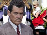Picture Shows: Kate Morgan Chadwick  November 15, 2014\n \n Actors Josh Brolin and Kate Morgan Chadwick are spotted in full costume on the set of the new Coen Brothers film 'Hail, Caesar!' in Los Angeles, California. \n \n The movie tells the story of a Hollywood fixer in the nineteen fifties who works to keep the studio's stars in line. \n \n Non Exclusive\n UK RIGHTS ONLY\n \n Pictures by : FameFlynet UK © 2014\n Tel : +44 (0)20 3551 5049\n Email : info@fameflynet.uk.com