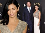Channing Tatum, left, and Jenna Dewan Tatum arrive at the Hollywood Film Awards at the Palladium on Friday, Nov. 14, 2014, in Los Angeles. (Photo by Jordan Strauss/Invision/AP)