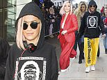 15 Nov 2014 - MANCHESTER - UK  RITA ORA ARRIVES AT MANCHESTER PICCADILLY STATION ON A TRAIN AS SHE PREPARES TO FILM THE VOICE LIVE BATTLE ROUNDS AT MEDIA CITY    PLEASE CREDIT : PETTS-MOORE / XPOSUREPHOTOS.COM  ***UK CLIENTS - PICTURES CONTAINING CHILDREN PLEASE PIXELATE FACE PRIOR TO PUBLICATION ***  **UK CLIENTS MUST CALL PRIOR TO TV OR ONLINE USAGE PLEASE TELEPHONE   44 208 344 2007 **
