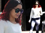 """!! PLEASE CREDIT ALL USAGE TO """"LIMELIGHTPICS.US"""" !!..** MUST CALL BEFORE USE!  ©LIMELIGHT PICTURES**....Vanessa Hudgens seen heading for some shopping in Beverly Hills,....CA 111414  ©LIMELIGHT PICTURES ..!! PLEASE CREDIT ALL USAGE TO """"LIMELIGHTPICS.US"""" !!"""