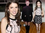 LOS ANGELES, CA - NOVEMBER 16:  Actors Ben Platt \n(L) and Anna Kendrick attend The Art Of Elysium's 2015 HEAVEN Pre-Event Dinner presented by Samsung Galaxy on November 16, 2014 in Los Angeles, California.  (Photo by Jonathan Leibson/Getty Images for Samsung)