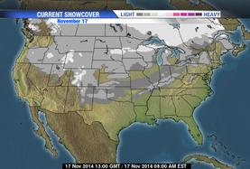 Current Snowcover