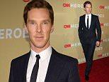 Mandatory Credit: Photo by MediaPunch/REX (4251796k)  Benedict Cumberbatch  CNN Heroes: An All Star Tribute, New York, America - 18 Nov 2014