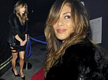 19 Nov 2014 - LONDON - UK  POP SINGER NICOLE SCHERZINGER SEEN ARRIVING AND LEAVING BONBON NIGHTCLUB IN LONDON WHERE SHE PERFORMED AND FRIEND WILL.I.AM AND FOOTBALLER DIDIER DROGBA ALSO ATTENDED  BYLINE MUST READ : XPOSUREPHOTOS.COM  ***UK CLIENTS - PICTURES CONTAINING CHILDREN PLEASE PIXELATE FACE PRIOR TO PUBLICATION ***  **UK CLIENTS MUST CALL PRIOR TO TV OR ONLINE USAGE PLEASE TELEPHONE   44 208 344 2007 **