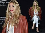 MILAN, ITALY - NOVEMBER 18:  Gigi Hadid attends the 2015 Pirelli Calendar Press Conference on November 18, 2014 in Milan, Italy.  (Photo by Jacopo Raule/Getty Images)