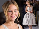 Jennifer Lawrence attends the Premiere of Lionsgate's 'The Hunger Games: Mockingjay - Part 1' at Nokia Theatre L.A. Live on November 17, 2014 in Los Angeles, California.\n\nPictured: Jennifer Lawrence\nRef: SPL893126  181114  \nPicture by: Paul A. Hebert/Press Line Photos/Splash News\n\nSplash News and Pictures\nLos Angeles: 310-821-2666\nNew York: 212-619-2666\nLondon: 870-934-2666\nphotodesk@splashnews.com\n