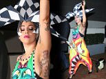Lady Gaga is seen in Manchester leaving her hotel with her dog.\n\nPictured: Lady Gaga\nRef: SPL894093  191114  \nPicture by: Splash News\n\nSplash News and Pictures\nLos Angeles: 310-821-2666\nNew York: 212-619-2666\nLondon: 870-934-2666\nphotodesk@splashnews.com\n