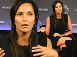 """NEW YORK, NY - NOVEMBER 20:  Padma Lakshmi, author and host of Top Chef attends """"The Power of Storytelling: Plotting the Future of Media"""" at The Paley Center for Media on November 20, 2014 in New York City.  (Photo by Slaven Vlasic/Getty Images)"""