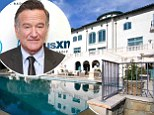 Inside the house laughter built: Robin Williams' still for sale $30 million Napa Valley property gives rare insight into the actor's private world
