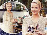 Glee actress Dianna Agron teamed up with home décor website Domaine to transform her backyard into the perfect entertaining oasis. To celebrate the stunning makeover, Agron threw a fall dinner party with some of her closest friends. \n \nWe would love for you to share this story with your readers using the following credits:\n \n            ¿          Mention and link Domaine in the body of article\n            ¿          Mention of @domainehome in social promotion\n\nThank you and we look forward to seeing your coverage!\n\nHigh Res Images Intended for Web Use Only: Available here\n\nStory Link: http://www.domainehome.com/dianna-agron-home-photos\n \nPhoto Credit: Justin Coit for Domaine Home\n \nFOR DIGITAL USE ONLY\n\n\n\n-- \njessica baker \nentertainment editor\np. 310.623.6218\n \n