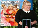 """On Thursday, November 20th, the star of ¿Pitch Perfect 2¿, Rebel Wilson joins ¿The Ellen DeGeneres Show.¿ Rebel plays ¿Pitch Please¿ with Ellen, a game where she must ¿sell¿ an item without knowing what it is. The item is an x-tra large set of dentures. Plus, tune-in to see an exclusive first look at the """"Pitch Perfect 2"""" trailer. \n \nRebel Wilson and Ellen's Infomercial\nhttp://ellentube.com/media/0_de3xwylg\n\nGet the embed codes here: http://ellen.tv/video_embed_links\n\nPHOTO LINKS: Photo Credit: Michael Rozman/Warner Bros\nhttps://db.tt/wbAE8E6n\nhttps://db.tt/szoDmZJs\n"""