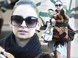 Picture Shows: Nicole Richie  November 21, 2014\n \n Reality star Nicole Richie does some shopping with a friend in Los Angeles, California. The reality star-turned-entrepreneur kept warm in a scarf and carried two jacket.\n \n Exclusive All Rounder\n UK RIGHTS ONLY\n \n Pictures by : FameFlynet UK © 2014\n Tel : +44 (0)20 3551 5049\n Email : info@fameflynet.uk.com