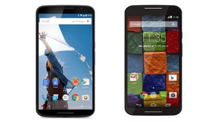 Nexus 6 vs Moto X (2nd gen): Should you really spend that Rs 12,000 more?