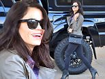 Jenna Dewan Tatum drives a very large toyota tacoma out of Barneys. Channing's wife was all smiles after shopping at Barneys in beverly hills for over four hours\n\nPictured: Jenna Dewan Tatum\nRef: SPL897330  241114  \nPicture by: Fern / Splash News\n\nSplash News and Pictures\nLos Angeles: 310-821-2666\nNew York: 212-619-2666\nLondon: 870-934-2666\nphotodesk@splashnews.com\n