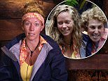 ***EMBARGO NOT TO BE USED BEFORE 21:00, 27 Nov 2014 - EDITORIAL USE ONLY - NO MERCHANDISING***\n Mandatory Credit: Photo by REX (4272195ae)\n Pre-Bushtucker Trial 'Pipe of Peril'- Kendra Wilkinson\n 'I'm A Celebrity...Get Me Out Of Here!' TV Programme, Australia - 28 Nov 2014\n Pre-Bushtucker Trial 'Pipe of Peril'- Kendra Wilkinson and Edwina Currie leave camp\n