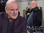 *NO NEW YORK POST OR NEWSCOM* EXCLUSIVE: Comedic legend John Cleese was photographed yawing as he boarded his American Airlines flight to New York from Miami; and also when he picked up his own luggage at the luggage crousel at JFK Airport in New York City. He showed off a large belly and schlepped his own luggage to a shuttle to take him to an airport hotel. He was unrecognized by other passengers.  Pictured: John Cleese Ref: SPL898246  241114   EXCLUSIVE Picture by: Lawrence Schwartzwald  Splash News and Pictures Los Angeles: 310-821-2666 New York: 212-619-2666 London: 870-934-2666 photodesk@splashnews.com