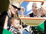 ©BAUER-GRIFFIN.COM\nGwen Stefani is seen with her sons at Knotts Berry Farm amusement park\nNON EXCLUSIVE Nov 28, 2014\nJob: 141128Z2 Los Angeles, CA\nwww.bauergriffin.com\n