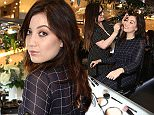 LONDON, ENGLAND - NOVEMBER 27:  Daisy Lowe opens the Rodial counter in Harvey Nichols at Harvey Nichols on November 27, 2014 in London, England.  (Photo by David M. Benett/Getty Images for Rodial Skincare)