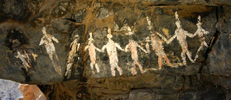 ghost dance pictograph