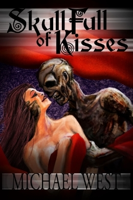Skull Full of Kisses by Michael  West