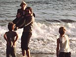 britneyspearsSo grateful for family time this weekend. ?? my boys!