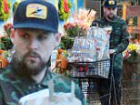 """Joel Madden """"Shopping in the rain"""".The lead singer for the band Good Charlotte spent one hour grocery shopping on a rainy L.A day.\n\nPictured: Joel Madden.\nRef: SPL901669  301114  \nPicture by: JLM / Splash News\n\nSplash News and Pictures\nLos Angeles: 310-821-2666\nNew York: 212-619-2666\nLondon: 870-934-2666\nphotodesk@splashnews.com\n"""