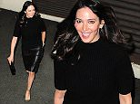 30 Nov 2014 - LONDON  - UK  CELEBRITY JUDEGS PICTURED LEAVING X FACTOR STUDIOS LONDON   BYLINE MUST READ : XPOSUREPHOTOS.COM  ***UK CLIENTS - PICTURES CONTAINING CHILDREN PLEASE PIXELATE FACE PRIOR TO PUBLICATION ***  **UK CLIENTS MUST CALL PRIOR TO TV OR ONLINE USAGE PLEASE TELEPHONE   44 208 344 2007 **