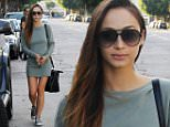 29 Nov 2014 - LOS ANGELES - USA\n*** EXCLUSIVE ALL ROUND PICTURES ***\n'BEVERLY HILLS CHIWAWA 3' ACTRESS CARA SANTANA RUNNING ERRANDS AROUND WEST HOLLYWOOD IN A CUTE LITTLE JERSEY DRESS!\nBYLINE MUST READ : XPOSUREPHOTOS.COM\n***UK CLIENTS - PICTURES CONTAINING CHILDREN PLEASE PIXELATE FACE PRIOR TO PUBLICATION ***\n**UK CLIENTS MUST CALL PRIOR TO TV OR ONLINE USAGE PLEASE TELEPHONE  44 208 344 2007**