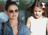 Katie Holmes picks up cup cakes before taking daughter Suri to a friend's party, in Los Angeles, Ca.\n\nPictured: Katie Holmes\nRef: SPL896270  291114  \nPicture by: Splash News\n\nSplash News and Pictures\nLos Angeles: 310-821-2666\nNew York: 212-619-2666\nLondon: 870-934-2666\nphotodesk@splashnews.com\n