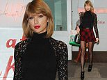 December 01, 2014: December 01, 2014  Taylor Swift seen shopping at Cath Kidston in Covent Garden, London.  Non Exclusive Worldwide Rights Pictures by : FameFlynet UK    2014 Tel : +44 (0)20 3551 5049 Email : info@fameflynet.uk.com