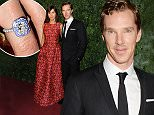 30th November 2014\n\nLondon Evening Standard Theatre Awards held at The London Palladium, Argyll Street, London.\n\nHere: Benedict Cumberbatch-\n\nCredit : Justin Goff/goffphotos.com