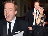 Evening Standard 60th Theatre Awards at The London Palladium Theatre Damian Lewis (L) and Helen McCrory attends a champagne reception at the 60th London Evening Standard Theatre Awards at the London Palladium on November 30, 2014