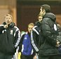 Middlesbrough manager Aitor Karanka walking to the stands during the Sky Bet Championship match at the Riverside Stadium, Middlesbrough Picture by Simon Moore/Focus Images Ltd 07807 671782 29/11/2014