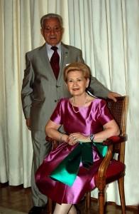 Antonio Jacob y Caballero y Sra